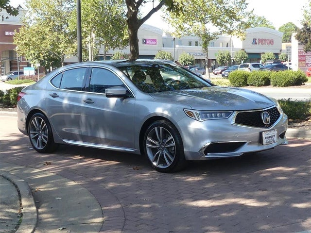 2019 Acura TLX V6 SH-AWD with Technology Package