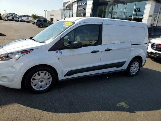 2017 Ford Transit Connect Cargo XLT LWB FWD with Rear Cargo Doors