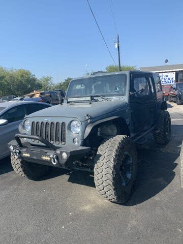 2015 Jeep Wrangler Unlimited Sport S 4WD