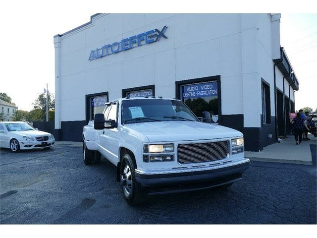 2000 GMC C/K 3500 Series C3500 SL Extended Cab LB RWD