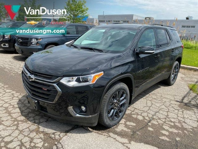 2020 Chevrolet Traverse RS AWD