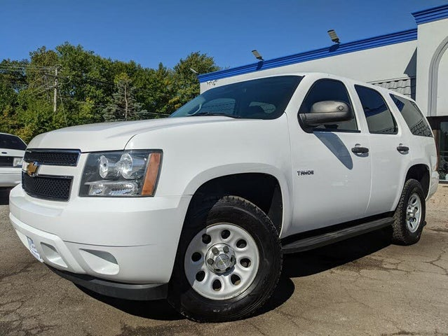 2012 Chevrolet Tahoe Fleet 4WD