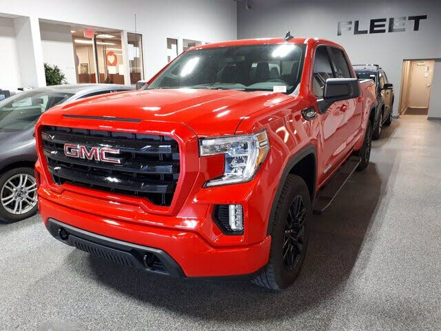 2020 GMC Sierra 1500 Elevation Crew Cab 4WD