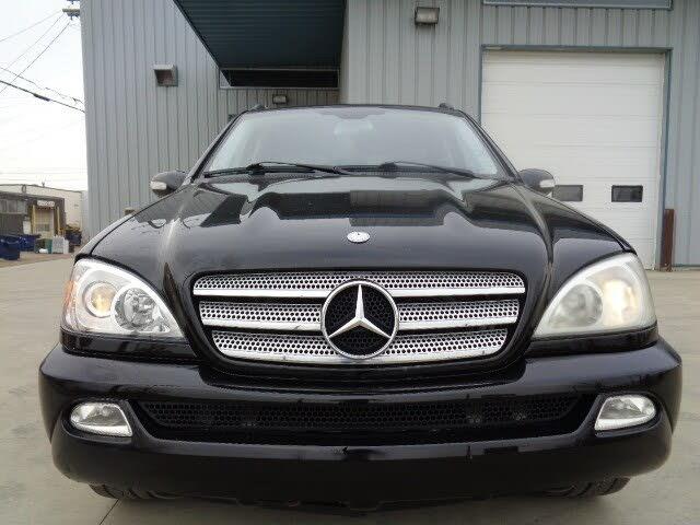 2005 Mercedes-Benz M-Class ML 350 4MATIC