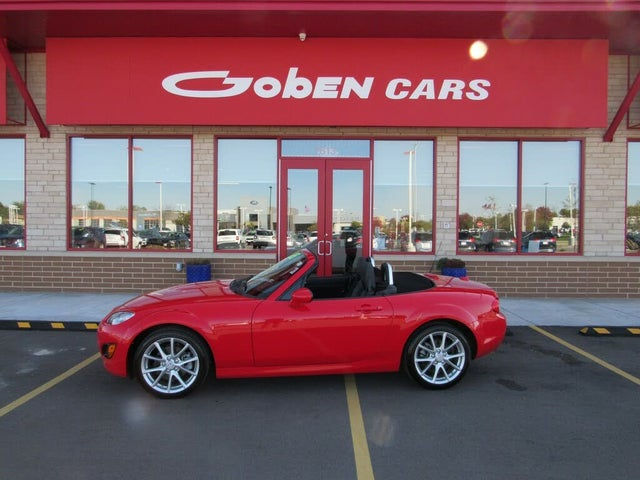 2012 Mazda MX-5 Miata Grand Touring RWD
