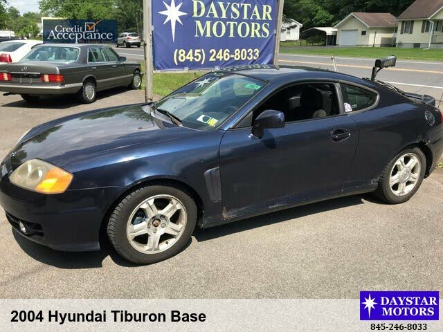 used 2004 hyundai tiburon fwd for sale right now cargurus fwd
