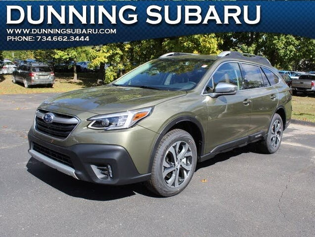 2021 Subaru Outback Touring XT Crossover AWD for Sale in ...