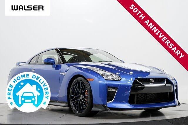 2020 Nissan GT-R Premium AWD