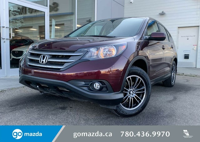2013 Honda CR-V EX-L AWD with Navigation