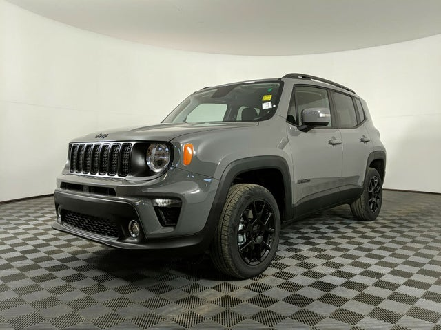 2020 Jeep Renegade Altitude 4WD