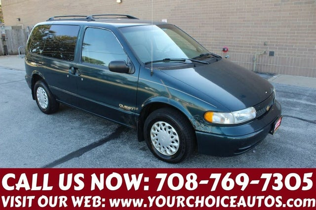 used 1997 nissan quest for sale right now cargurus used 1997 nissan quest for sale right