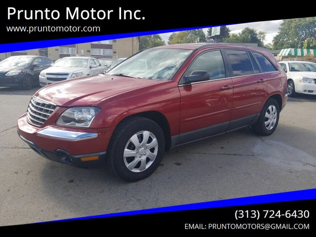 2005 Chrysler Pacifica Touring FWD