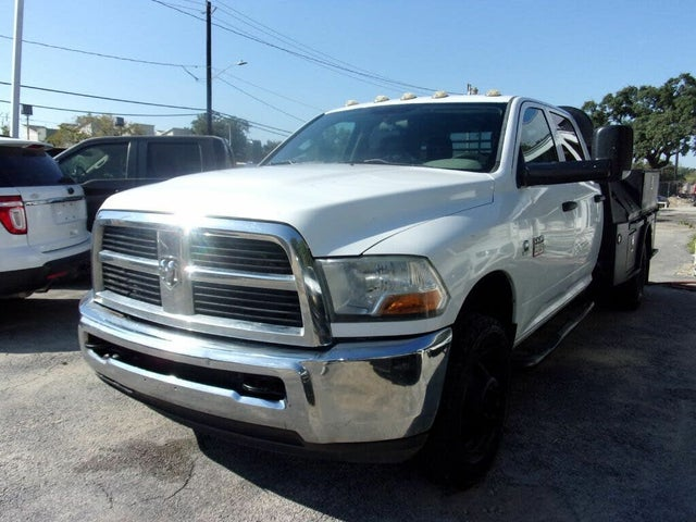 2012 RAM 3500 Chassis ST Crew Cab 172.4 in. DRW