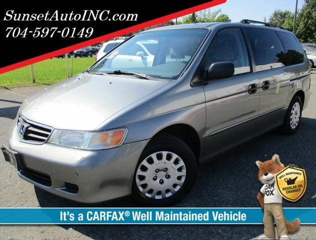 2002 Honda Odyssey LX FWD
