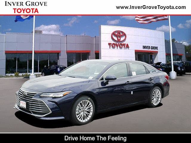 2021 Toyota Avalon Limited FWD for Sale in Minnesota ...