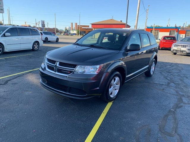 2016 Dodge Journey SE Plus FWD