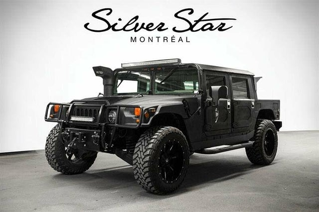 2000 AM General Hummer 4-Door Wagon AWD