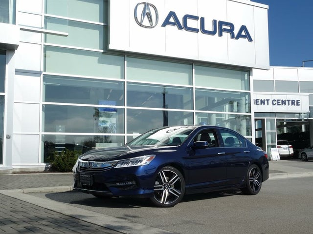2016 Honda Accord V6 Touring