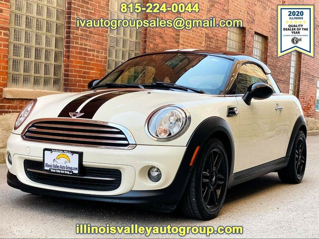 2014 MINI Cooper Coupe FWD