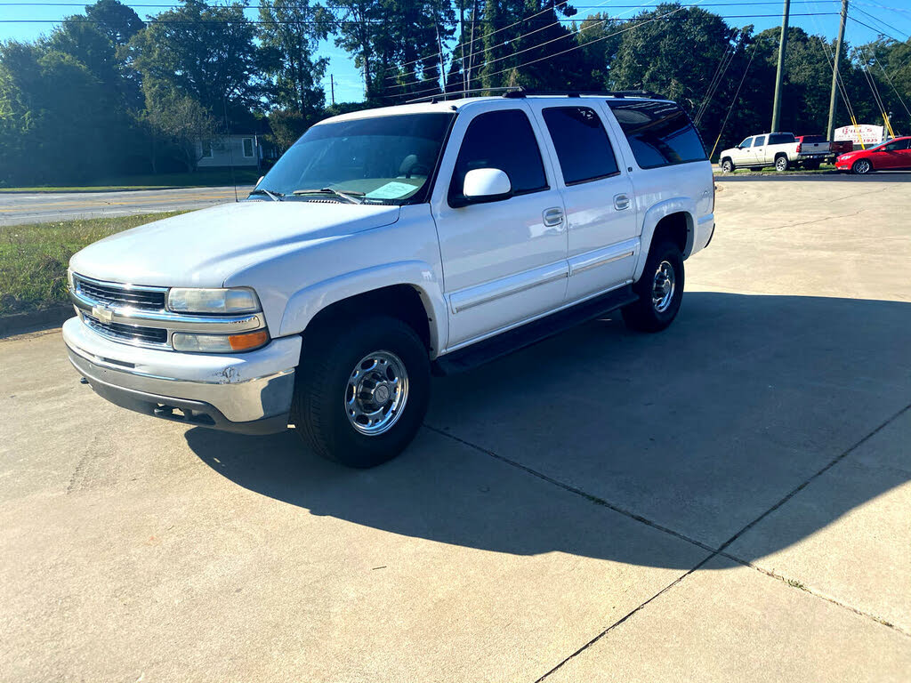used 2002 chevrolet suburban for sale right now cargurus used 2002 chevrolet suburban for sale