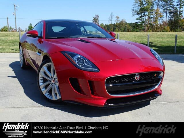 2016 Jaguar F-TYPE S Coupe RWD