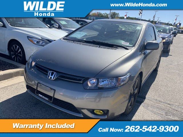 2008 Honda Civic Coupe EX Auto
