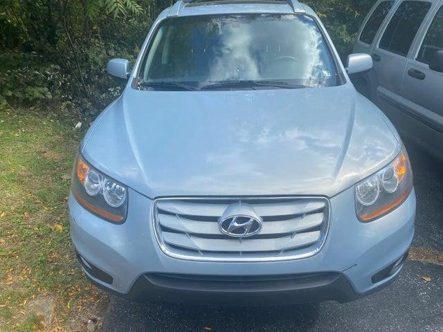 2010 Hyundai Santa Fe 3.5L Limited AWD