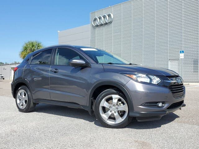 2016 Honda HR-V EX-L AWD with Navigation
