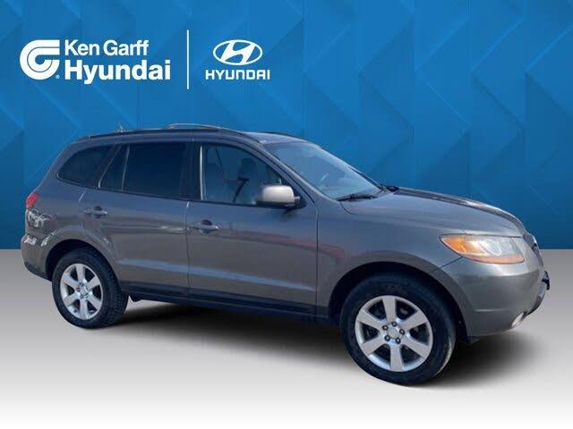 2009 Hyundai Santa Fe 3.3L SE AWD