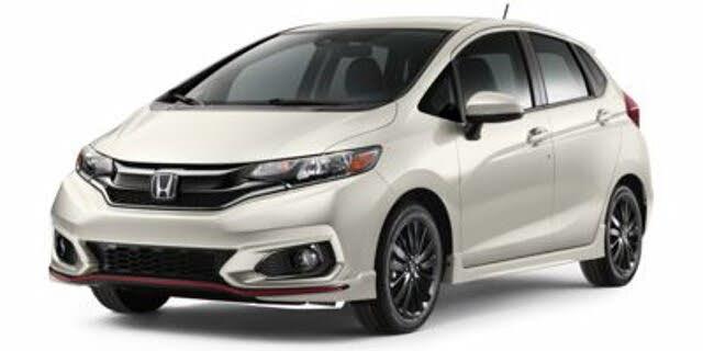 2020 Honda Fit Sport FWD