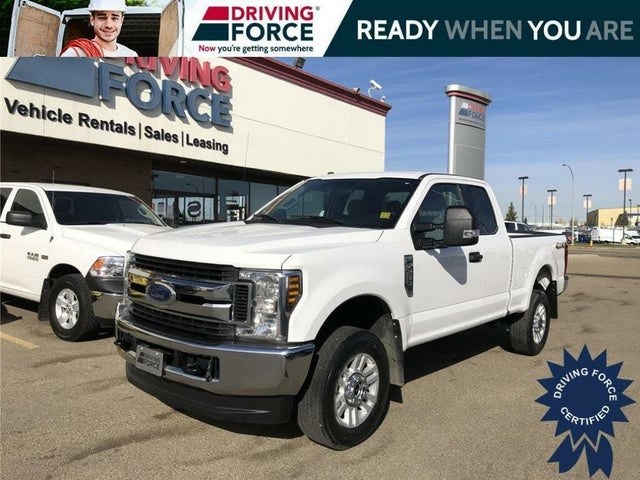 2019 Ford F-250 Super Duty XLT SuperCab 4WD