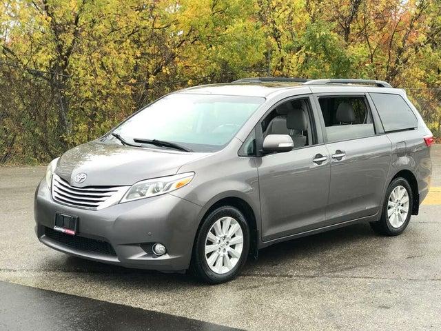 2015 Toyota Sienna Limited 7-Passenger AWD
