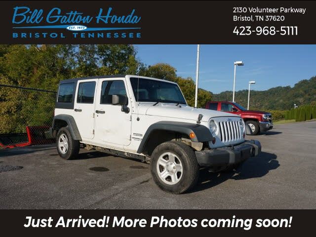 2013 Jeep Wrangler Unlimited Sport RHD 4WD