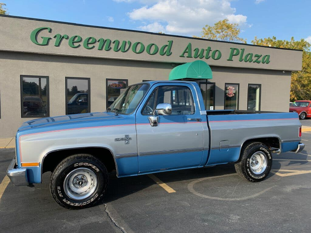 Used 1985 Chevrolet C K 10 For Sale Right Now Cargurus