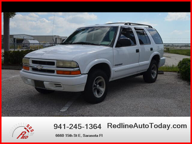 used 2003 chevrolet blazer for sale right now cargurus used 2003 chevrolet blazer for sale