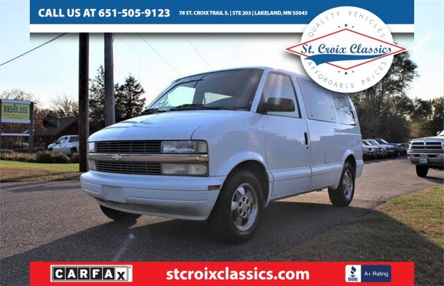 2003 Chevrolet Astro LS Extended AWD
