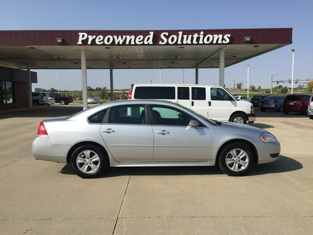 2014 Chevrolet Impala Limited LS FWD
