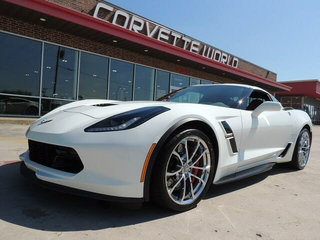 2017 Chevrolet Corvette Grand Sport 2LT Coupe RWD