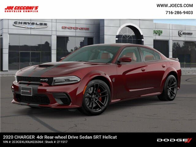 dodge hellcat for sale buffalo ny 2020 Dodge Charger SRT Hellcat Widebody RWD for Sale in