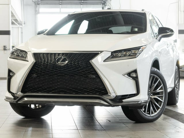 Used 2019 Lexus RX 350 F Sport AWD for Sale (with Dealer ...