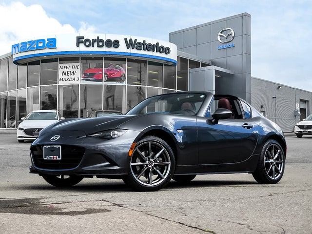 2017 Mazda MX-5 Miata RF Grand Touring RWD