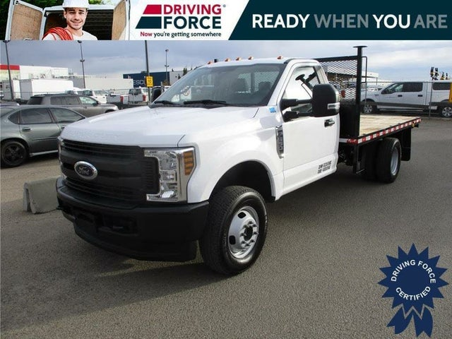 2019 Ford F-350 Super Duty Chassis