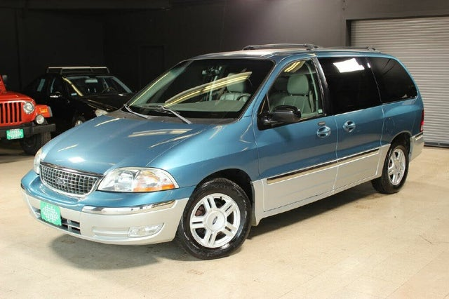 2003 Ford Windstar SEL