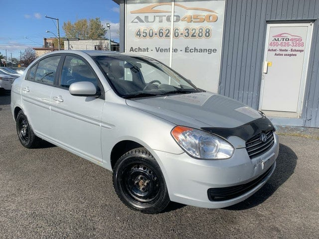 2011 Hyundai Accent GL Sedan FWD