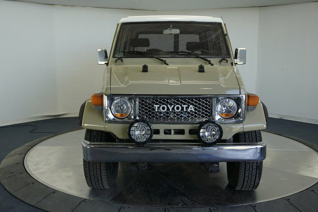 1987 Toyota Land Cruiser 60 Series 4WD