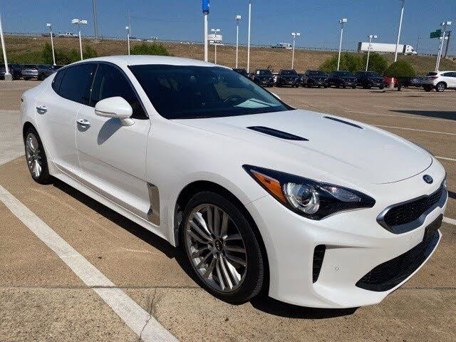 2018 kia stinger for sale in mckinney tx cargurus cargurus