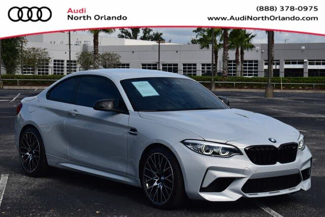 2020 BMW M2 Competition RWD