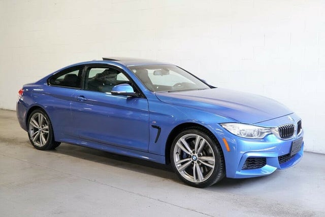 2014 BMW 4 Series 435xi xDrive Coupe AWD