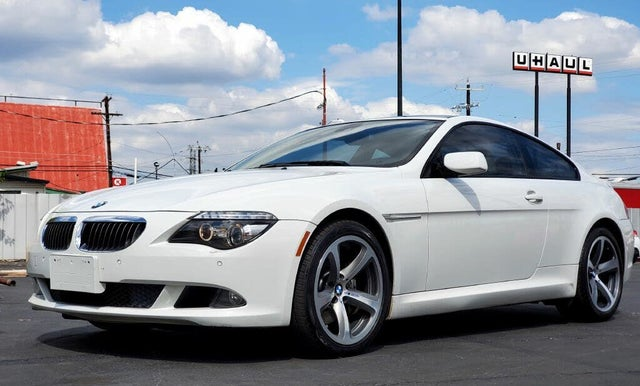 2008 BMW 6 Series 650i Coupe RWD