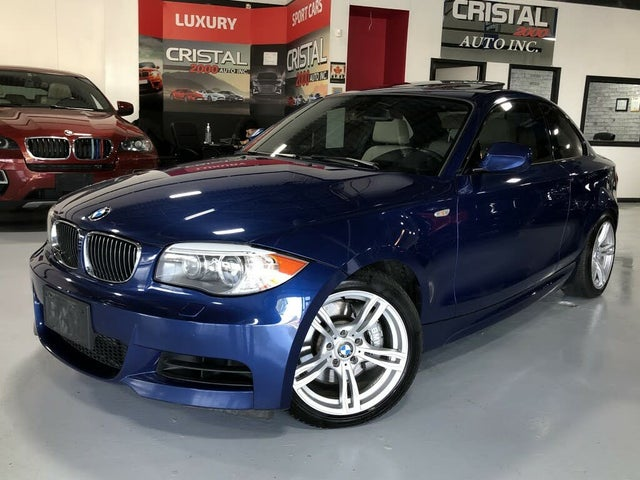 2012 BMW 1 Series 135i Coupe RWD